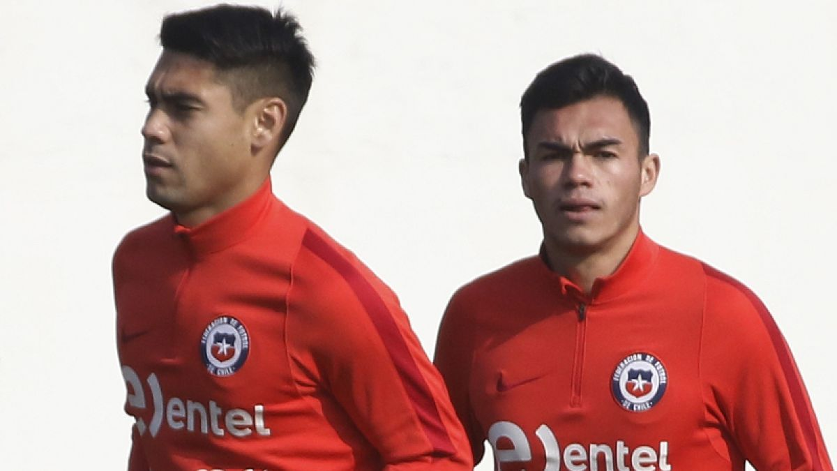 Pizzi entrega nómina de Chile para disputar Copa Confederaciones de Rusia