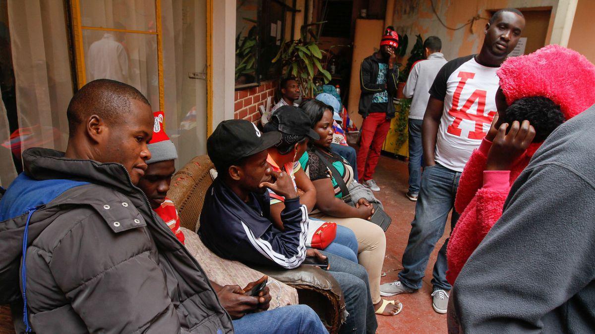 Opinión de chilenos sobre inmigrantes — Encuesta CEP