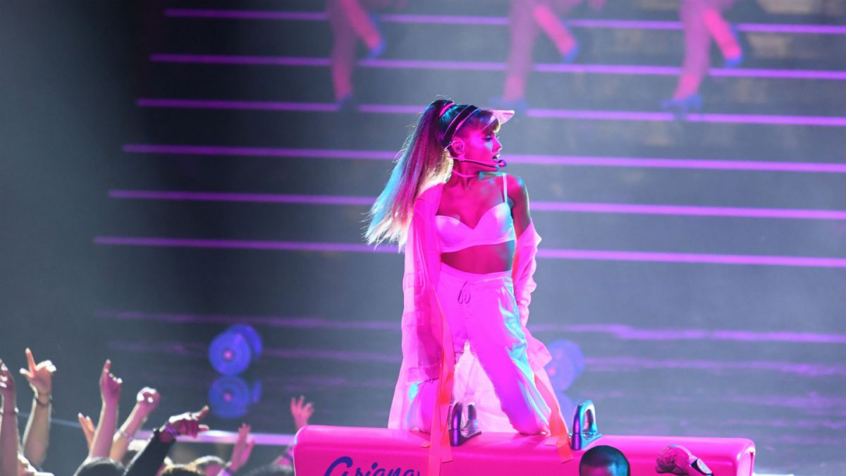 Agotadas las entradas a concierto de Ariana Grande en beneficio de Mánchester