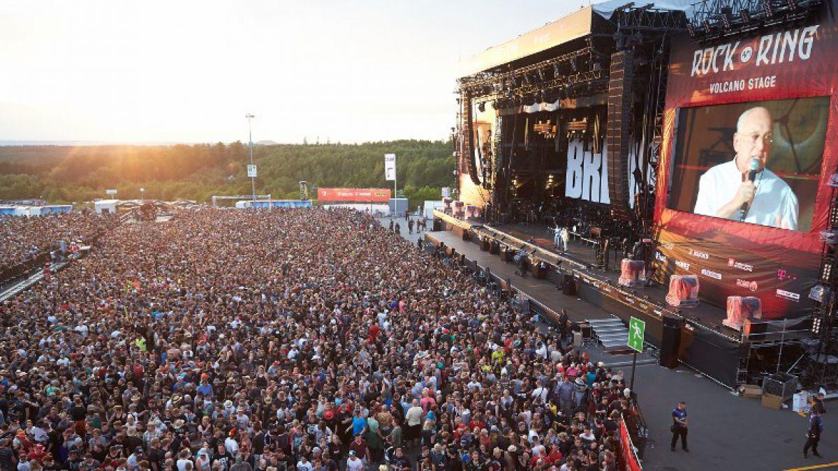 El festival alemán Rock am Ring se reanuda al no confirmarse am ...