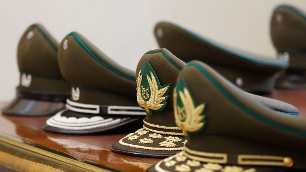 Cinco carabineros son dados de baja por venta de armas personales fuera de protocolo