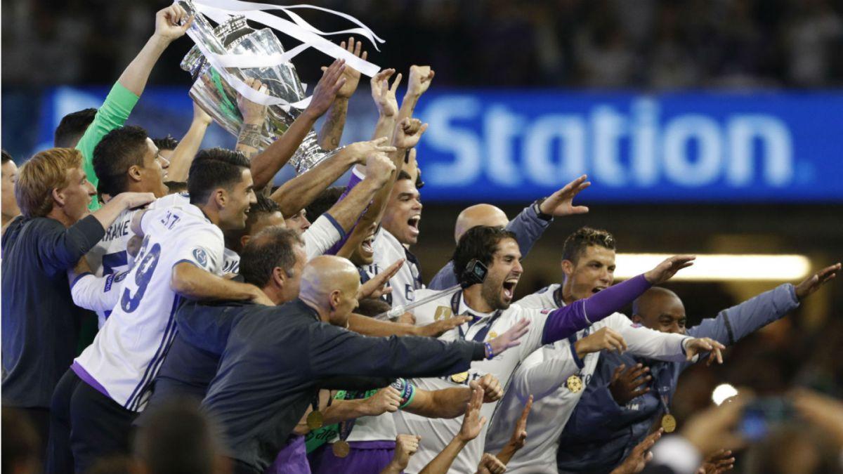 Real Madrid estira su ventaja en el palmarés de la Champions League