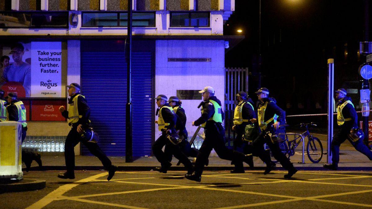 Arrestan en Londres a 12 personas tras atentado terrorista