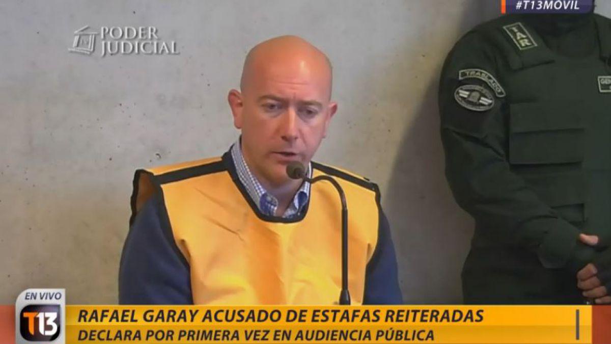 Rafael Garay explica