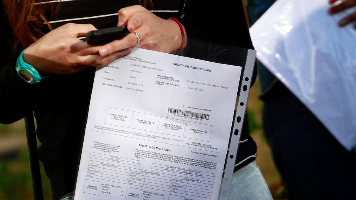 PSU 2017: Revisa cómo postular a beca para rendir la prueba en forma gratuita