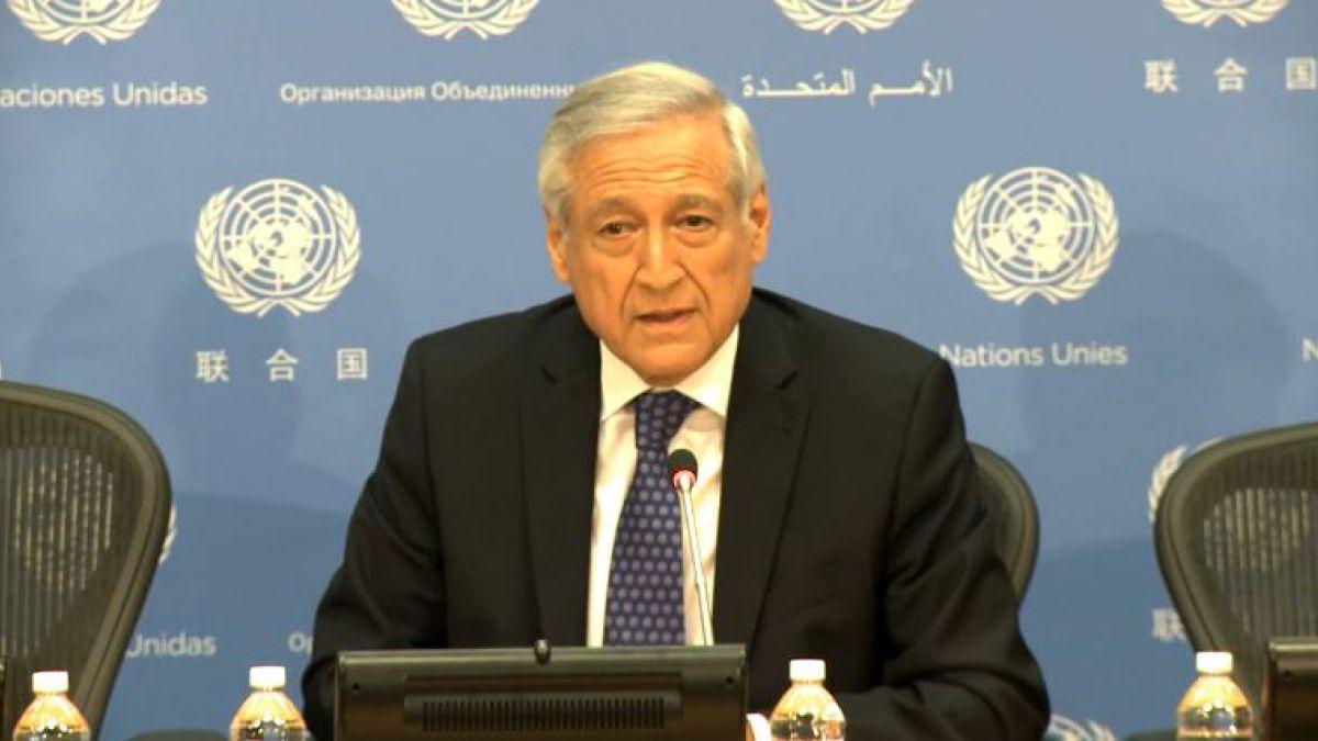 Evo denunció en la ONU pérdidas por no tener mar