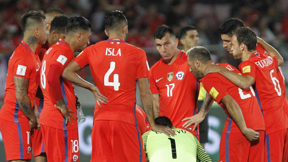 Estos son los números oficiales de las camisetas de Chile en Copa  Confederaciones 546d1ec44306f