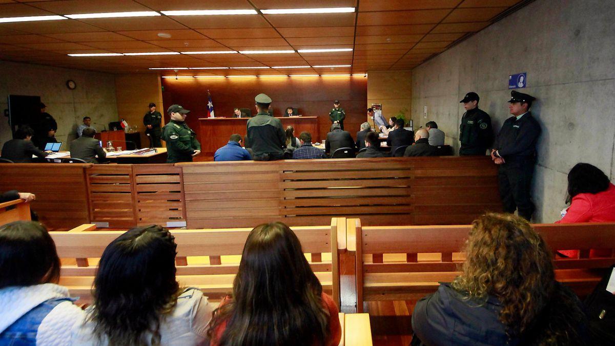 Sujeto que mató a detective fue sentenciado a presidio perpetuo