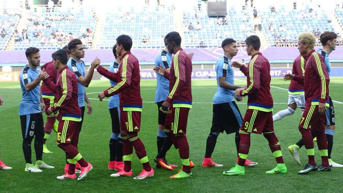 Polémica en el Mundial Sub 20: Uruguay y Venezuela se van a los golpes en el hotel