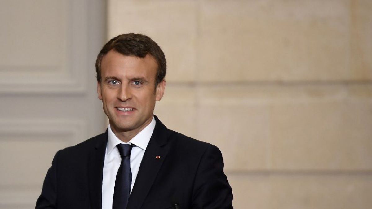 Movimiento de Macron, favorito en legislativas