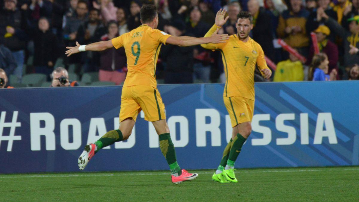 Brasil anota a los 12 segundos y gana 0-4 a Australia