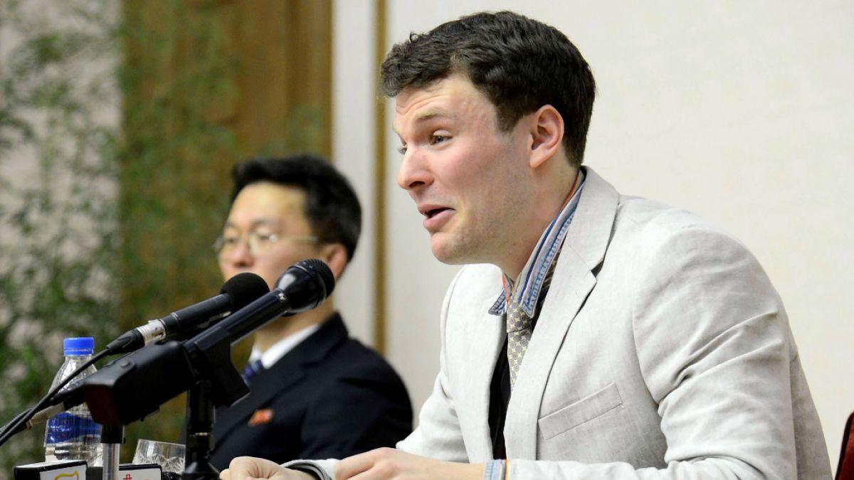 Corea del Norte libera a estudiante estadounidense condenado a trabajos forzados