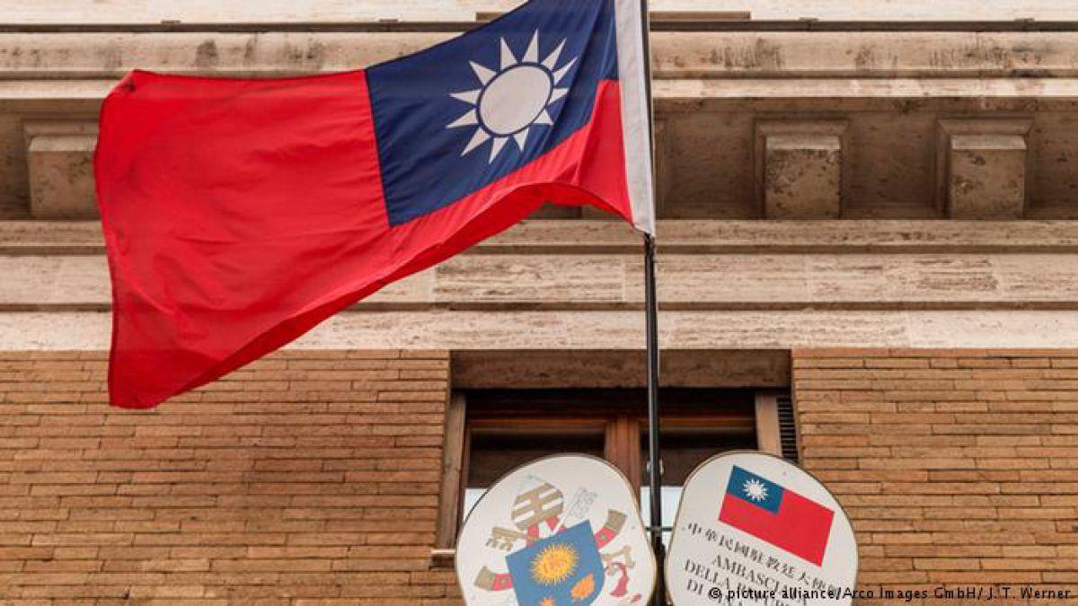 Taiwán anuncia el cierre inmediato de su embajada en Panamá