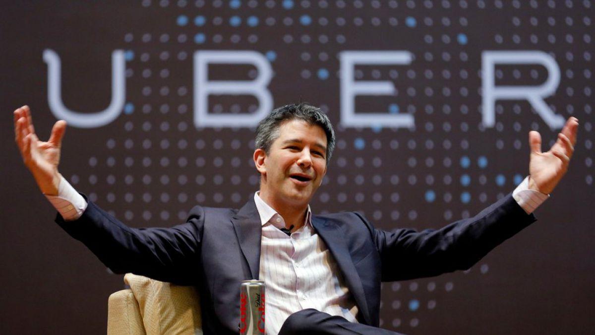 Cofundador de Uber podría vender participación de 29%