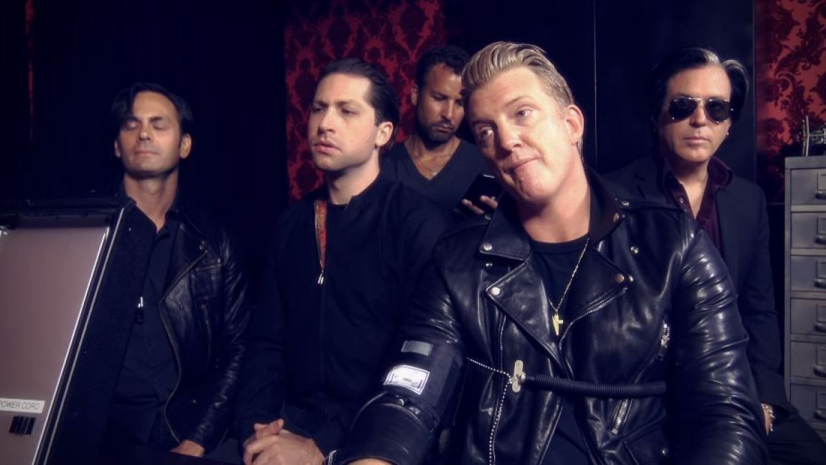 Queens of The Stone Age lanzará nuevo CD