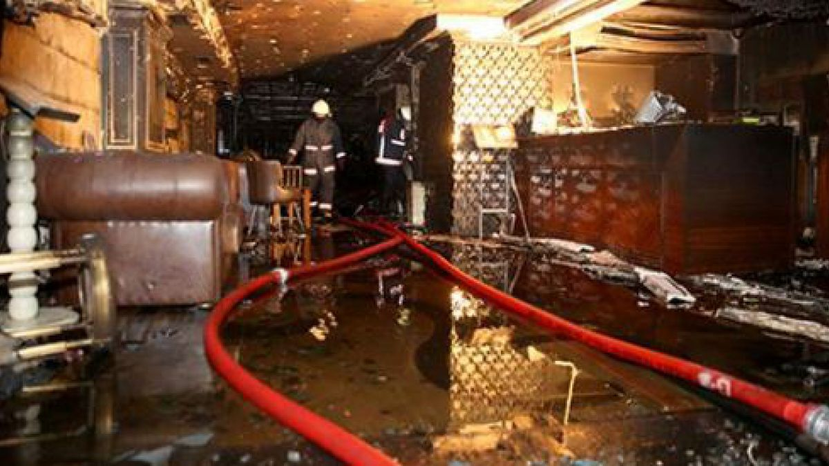 Ciudadano chileno muere en incendio en hotel de Turquía