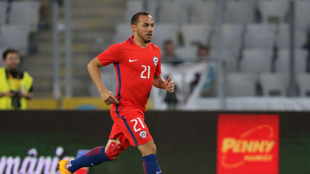 Díaz ya palpita la Copa Confederaciones Es la ocasión de hacer un nuevo hito para Chile