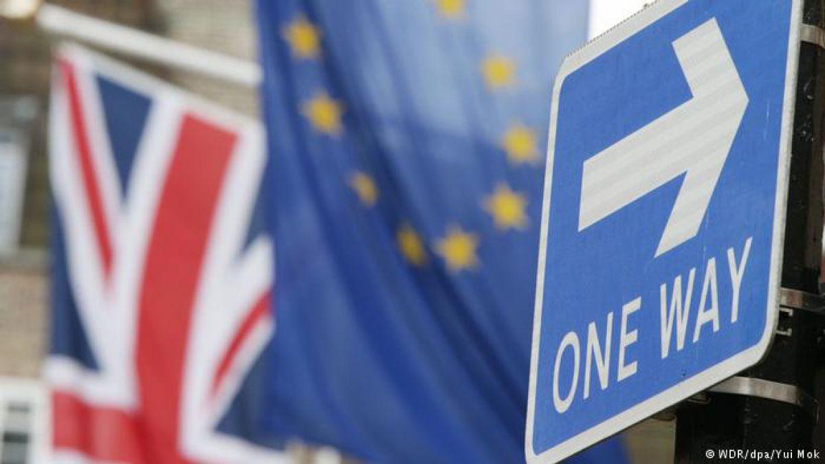 Rechazo en el Reino Unido al plan de May sobre los comunitarios