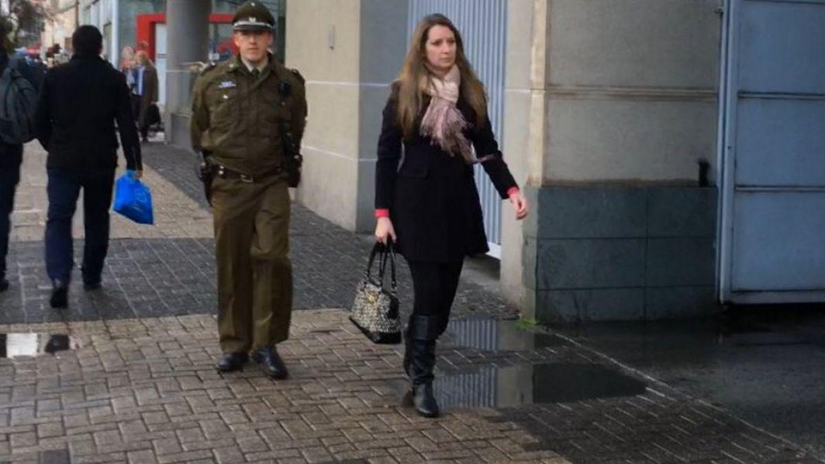 Revisan medidas cautelares de Natalia Compagnon y Mauricio Valero por Caso Caval