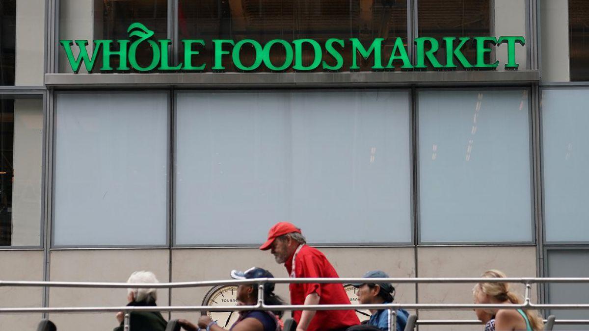 Amazon compra supermercados Whole Foods por 13.700 millones de dólares