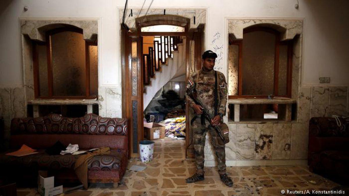 Inicia asalto de tropas iraquíes al casco antiguo de Mosul