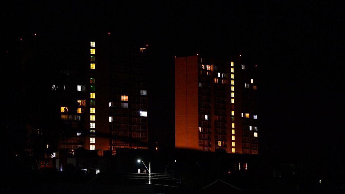 2.946 clientes siguen sin luz en la región Metropolitana — Enel