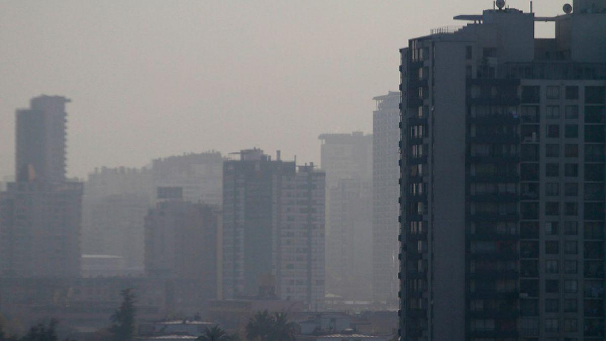 Intendencia decreta alerta ambiental para este martes 18 de julio