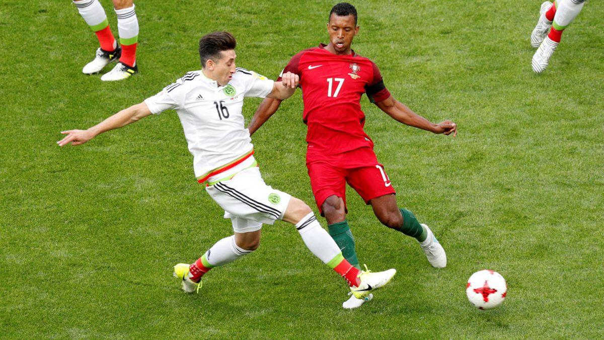 [EN VIVO] Portugal de Cristiano Ronaldo se mide ante México en Copa Confederaciones