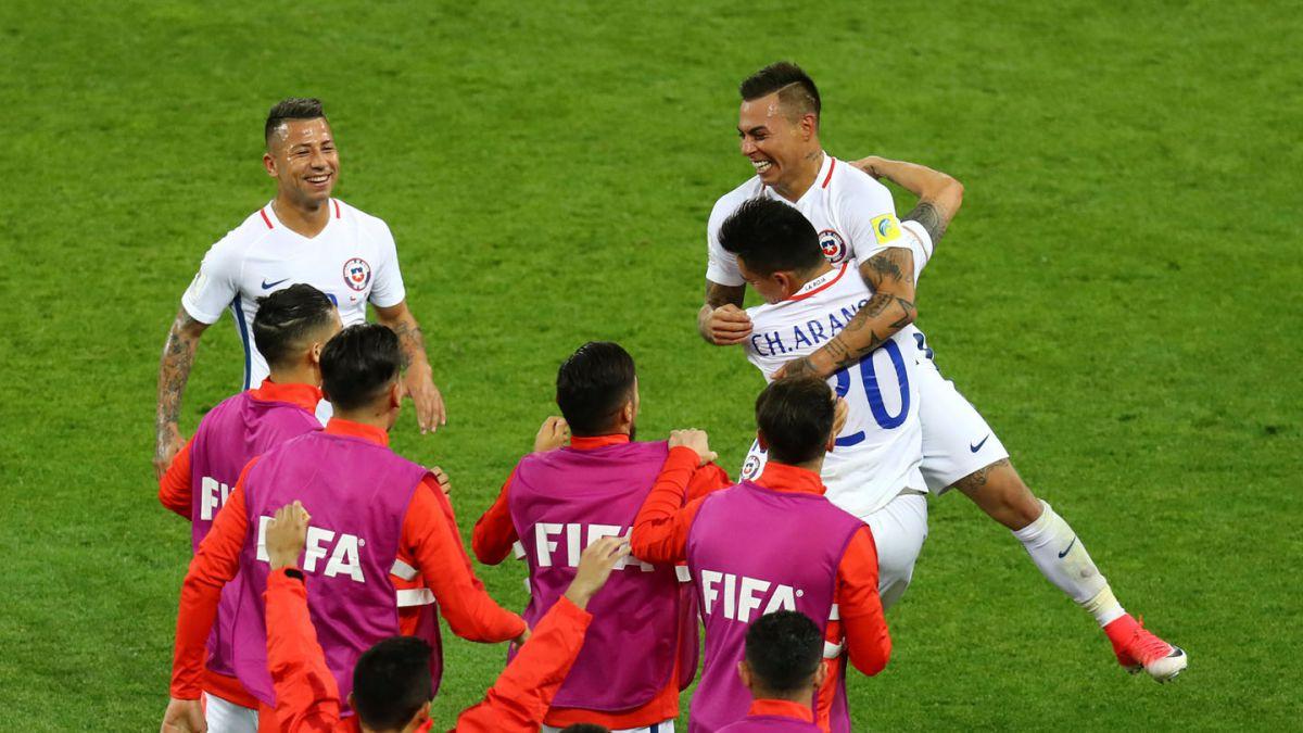 Eduardo Vargas tras igualar a Zamorano: Alcanzo a un gran jugador