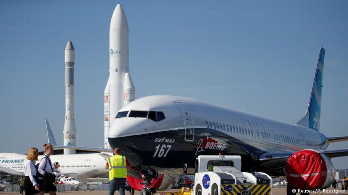 Boeing lanzará el 737 MAX 10 para competir con Airbus