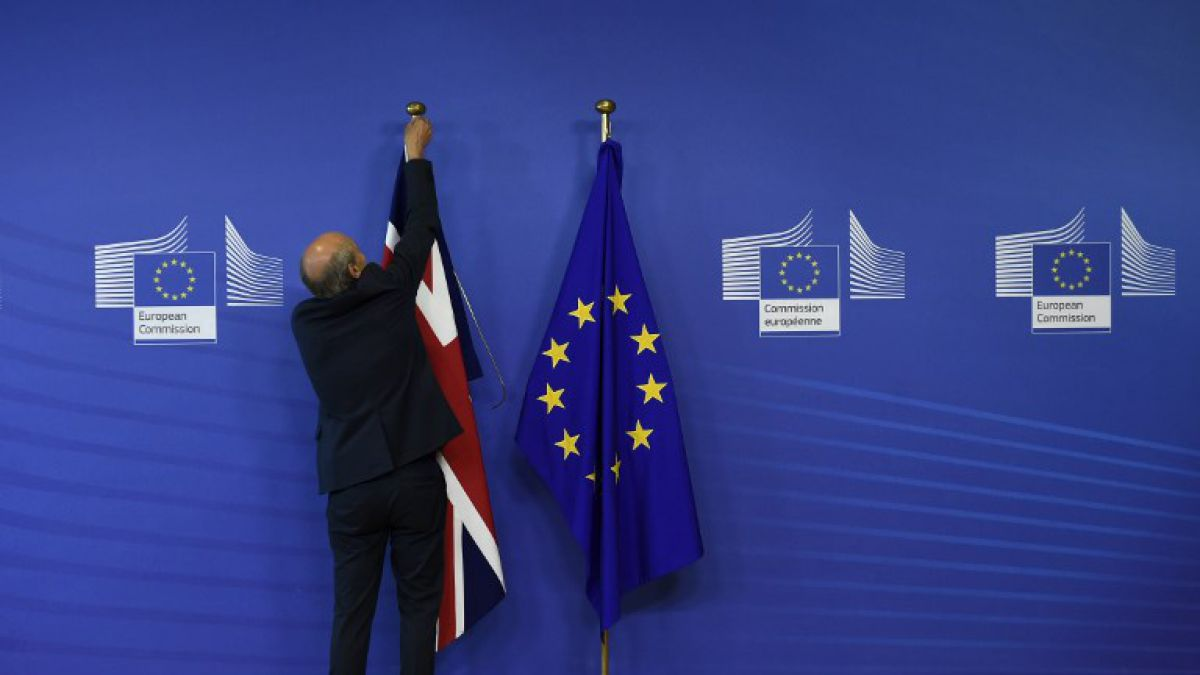 Reino Unido acepta los tiempos de la UE en negociación del Brexit