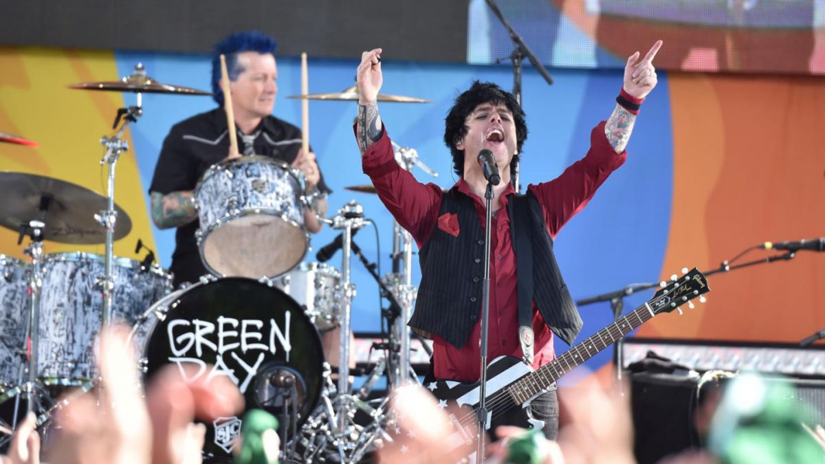 Green Day trae su Revolution Radio Tour a la Argentina