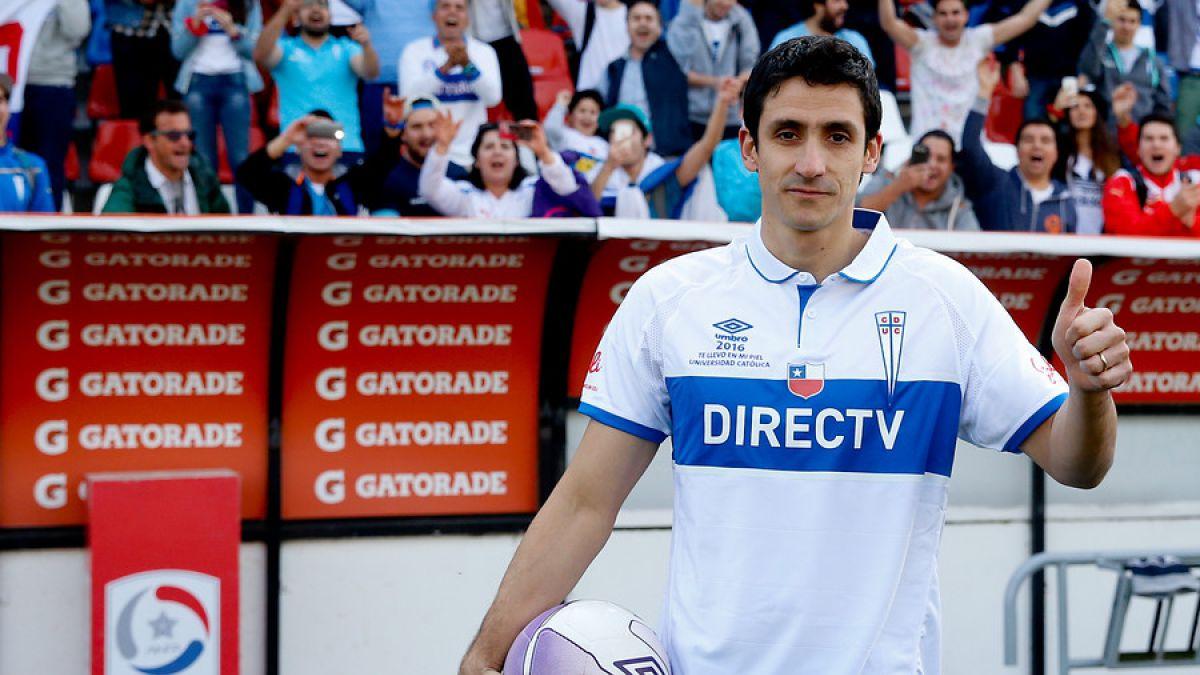Milovan Mirosevic continuará por seis meses en Universidad Católica