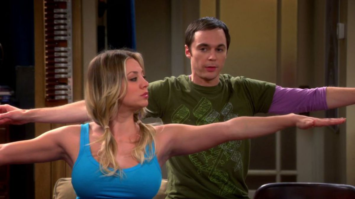 Actriz de The Big Bang Theory dejó de ser rubia