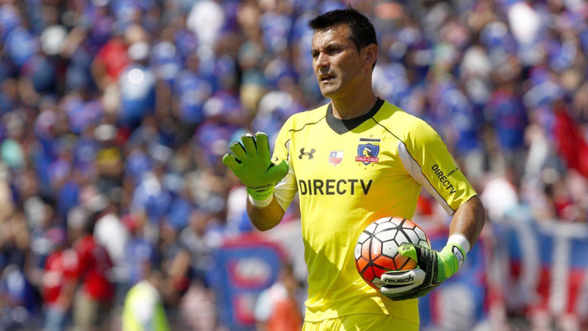 [VIDEO] Justo Villar anunció su retiro del fútbol a través de emotivo registro