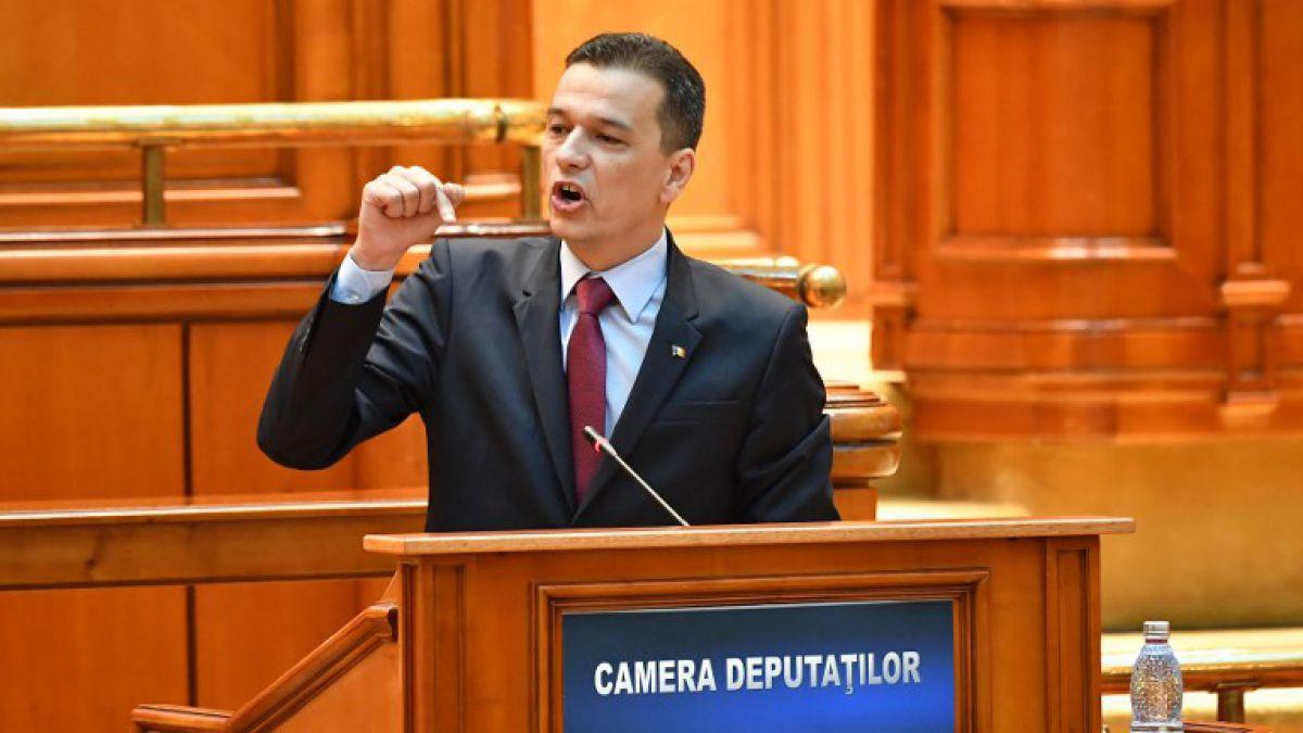 El primer ministro fue destituido con una moción de censura — Rumania