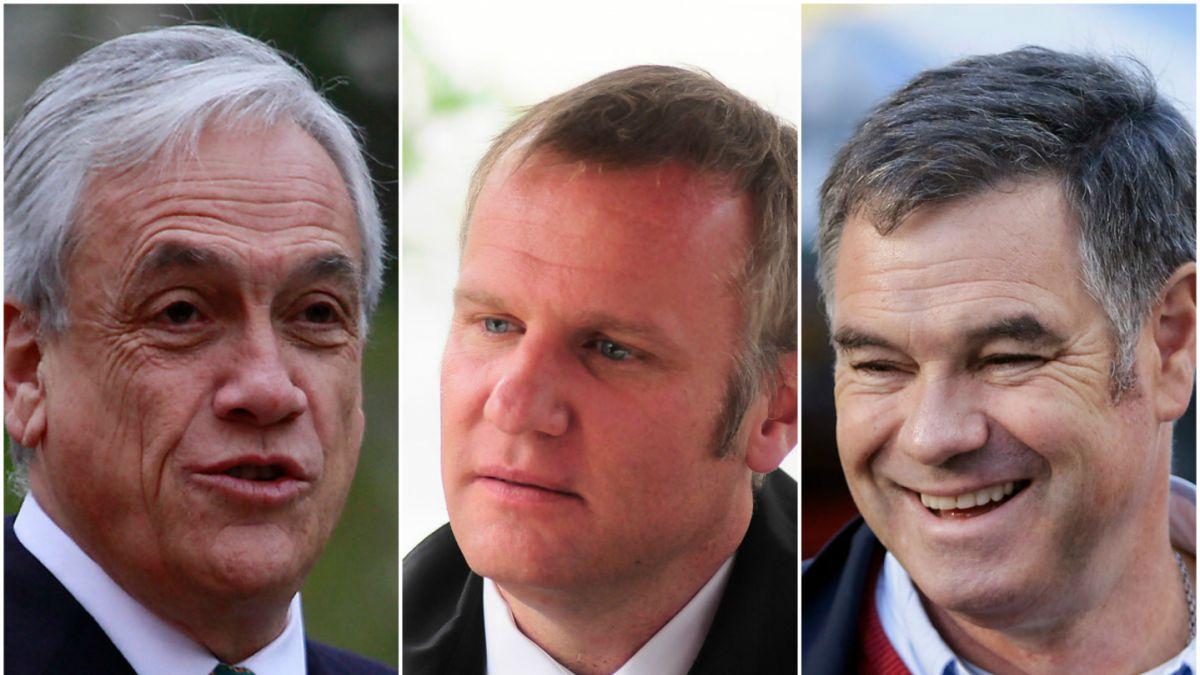 Piñera, Kast y Ossandón se enfrentan debate televisivo ante de Primarias — DebateChileVamos