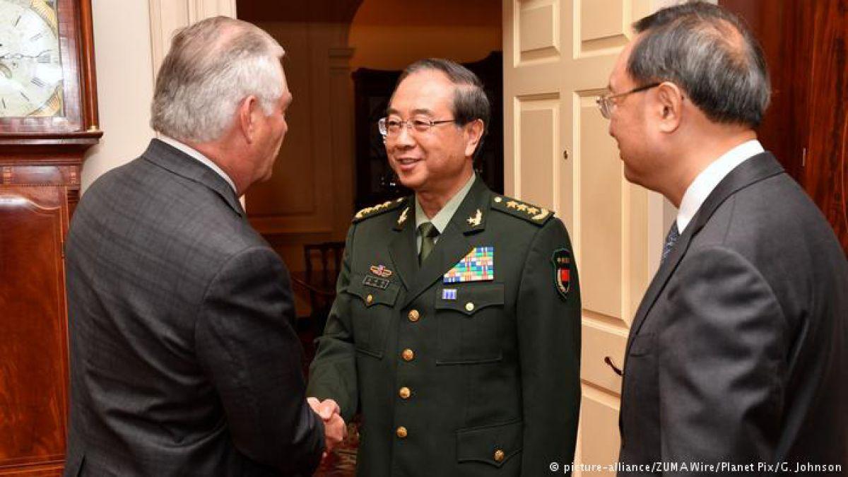 Estados Unidos presiona a China para que haga más esfuerzos frente a Corea del Norte