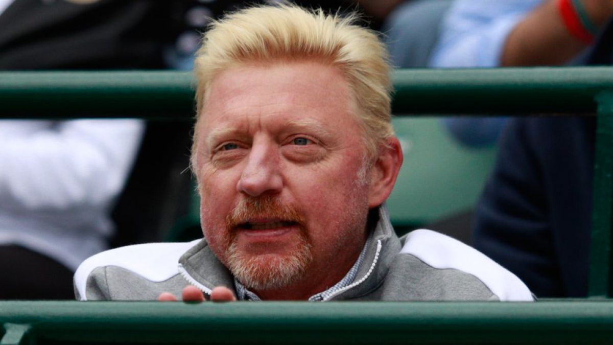 Ex tenista Boris Becker declarado en bancarrota
