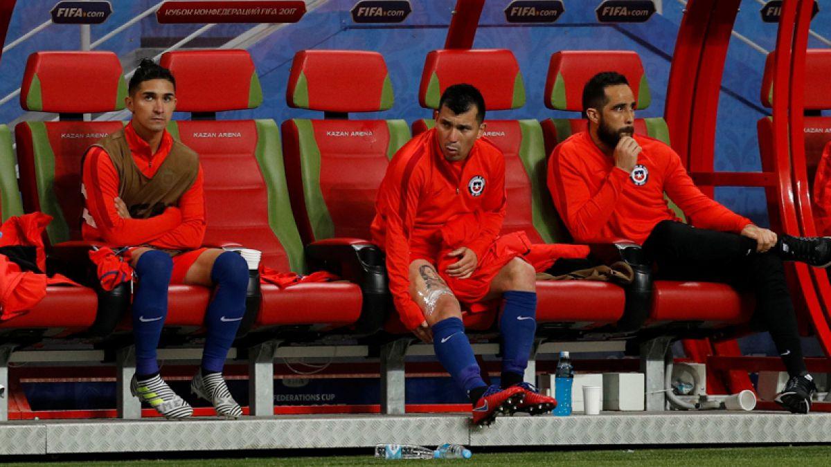 Portugal-Chile abrirá fase semifinal de Copa Confederaciones