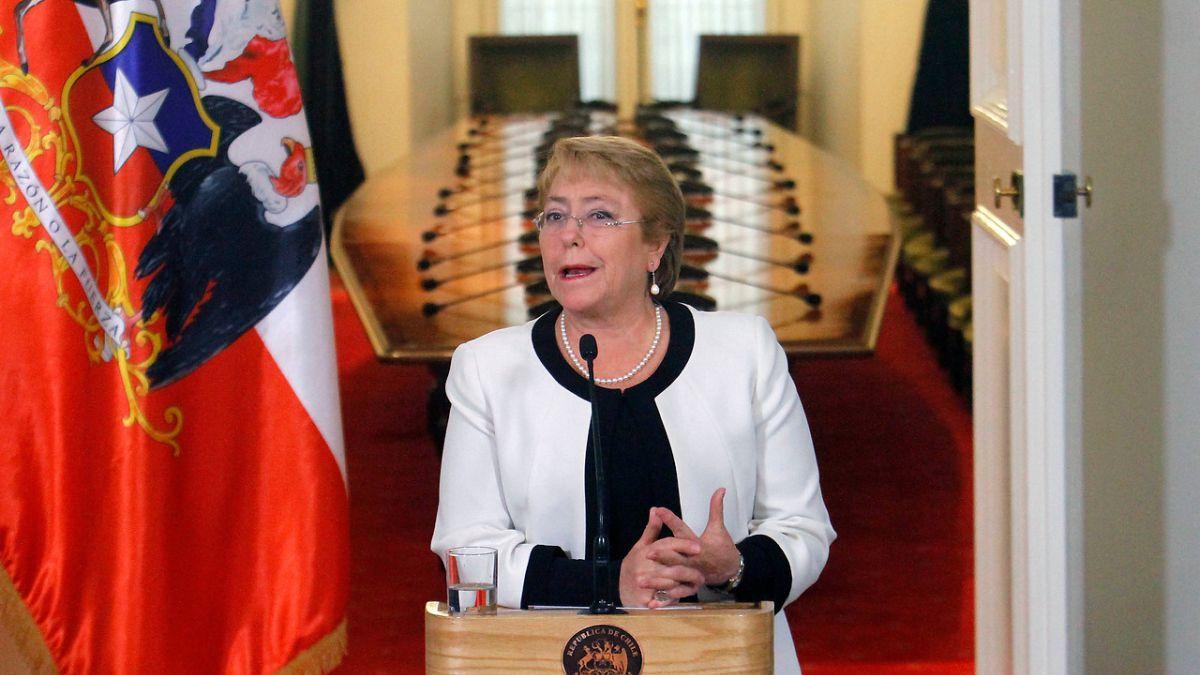 Ministerios detallan medidas del plan por La Araucanía presentado por Bachelet — CHILE