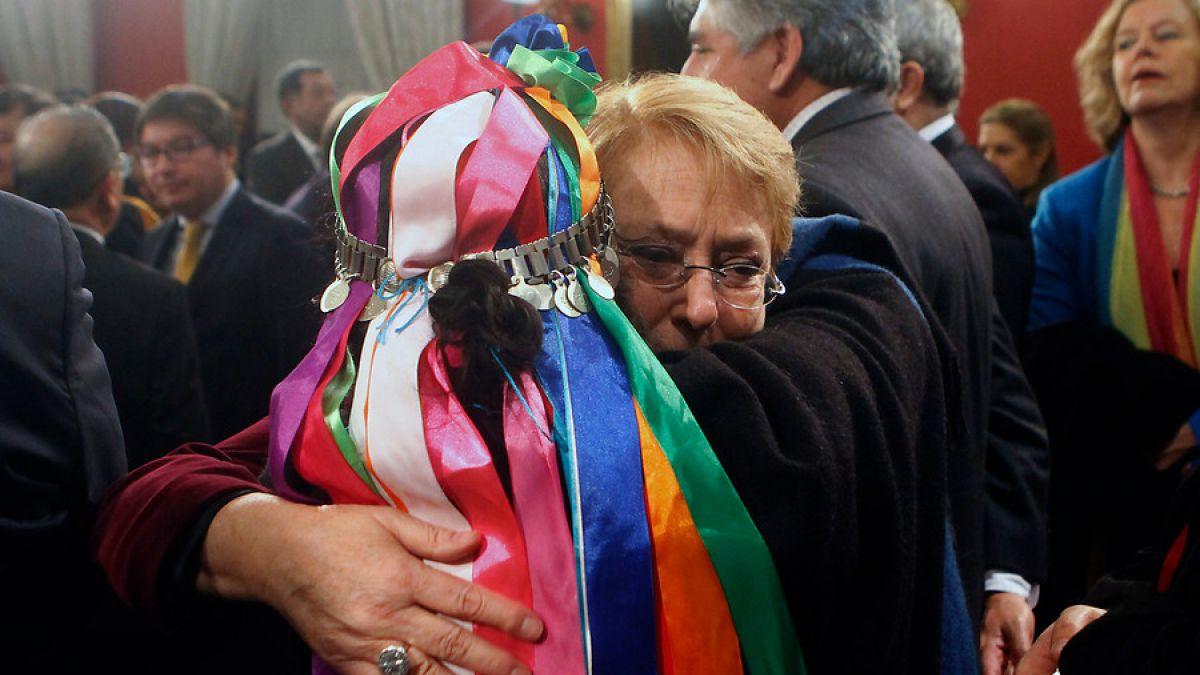 Ministerios detallan medidas del plan por La Araucanía presentado por Bachelet