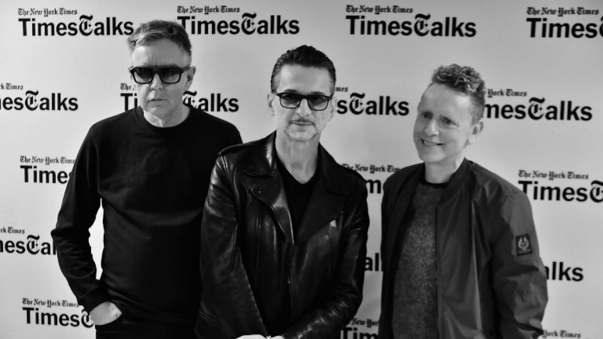 Mirá el video en 360º de Depeche Mode:
