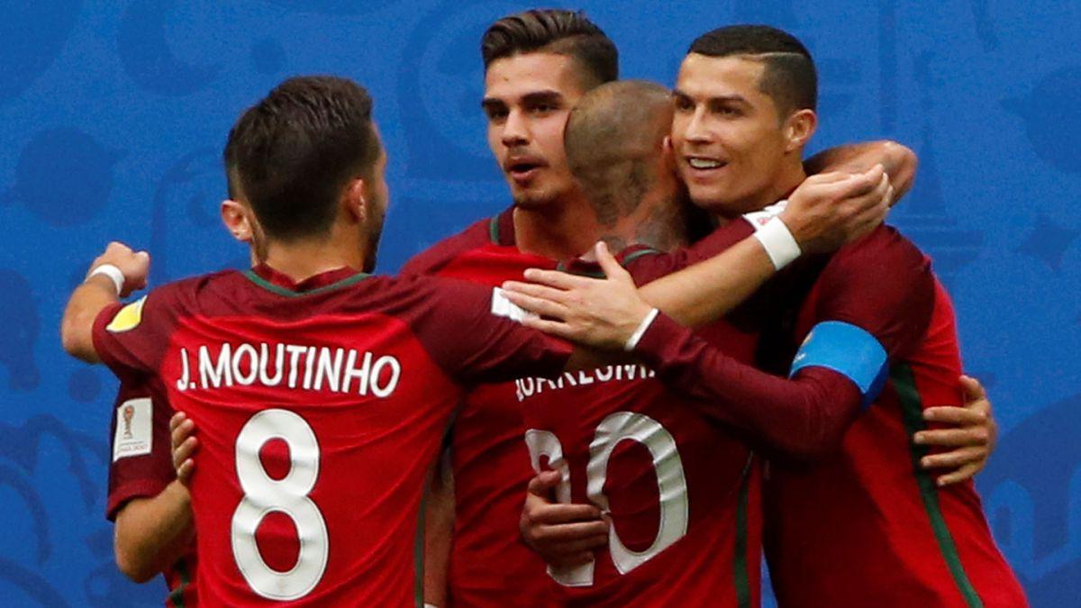 México venció a Rusia y clasifica a semifinales de Confederaciones
