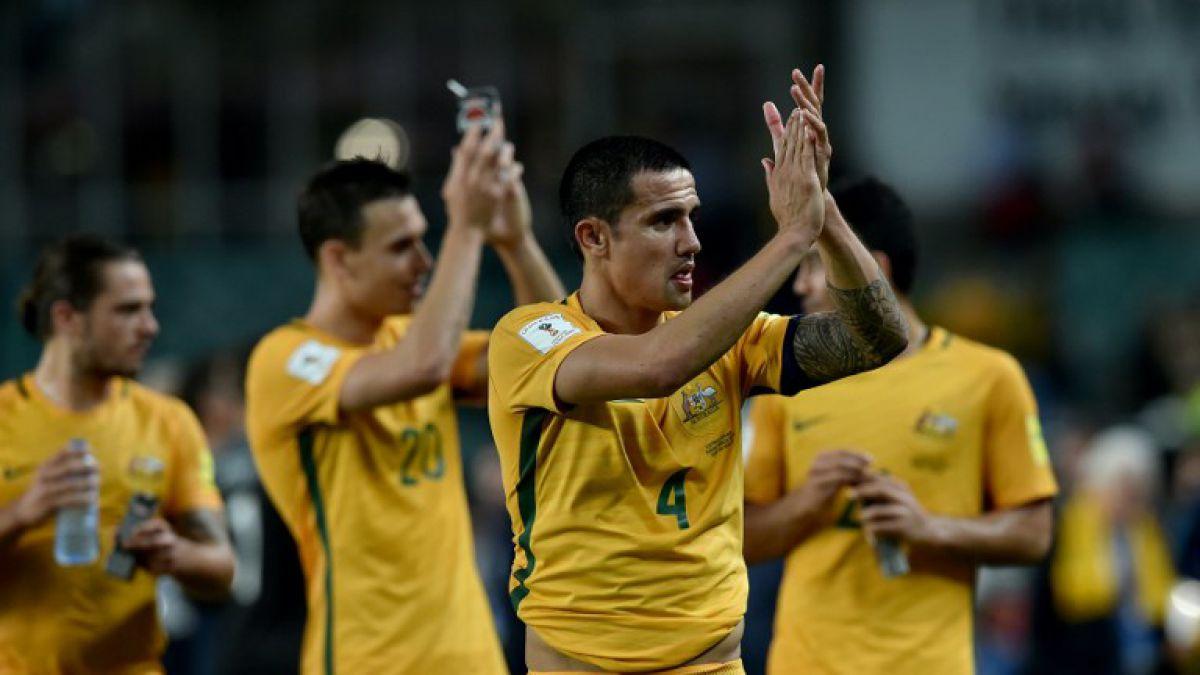 Delantero de Australia alaba a Chile: Es el mejor equipo de la Copa Confederaciones