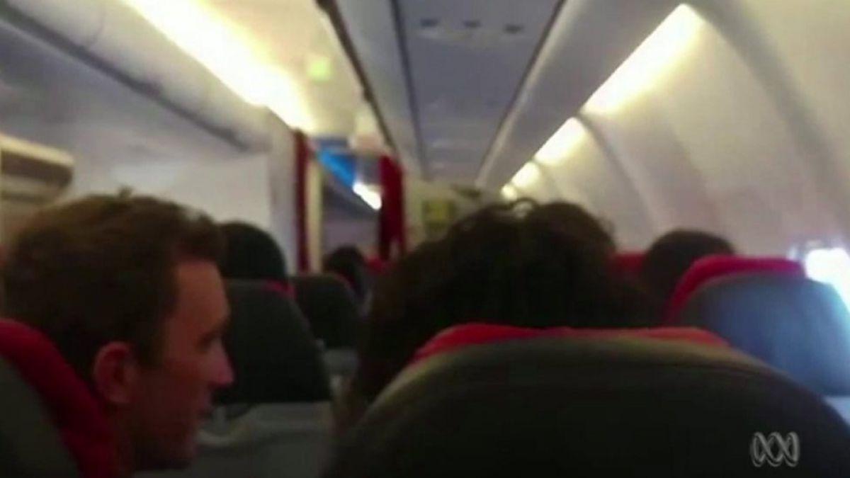 Avión presentó fallas técnicas y piloto pidió a sus pasajeros rezar — Australia