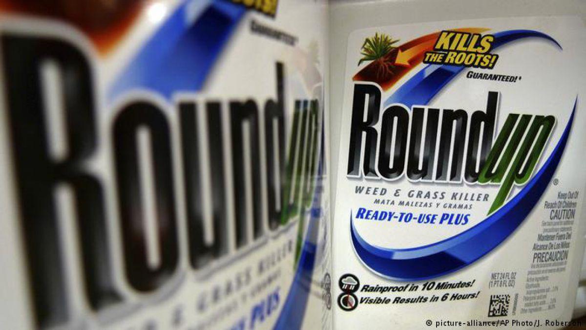 California incluirá al glifosato en lista de carcinógenos