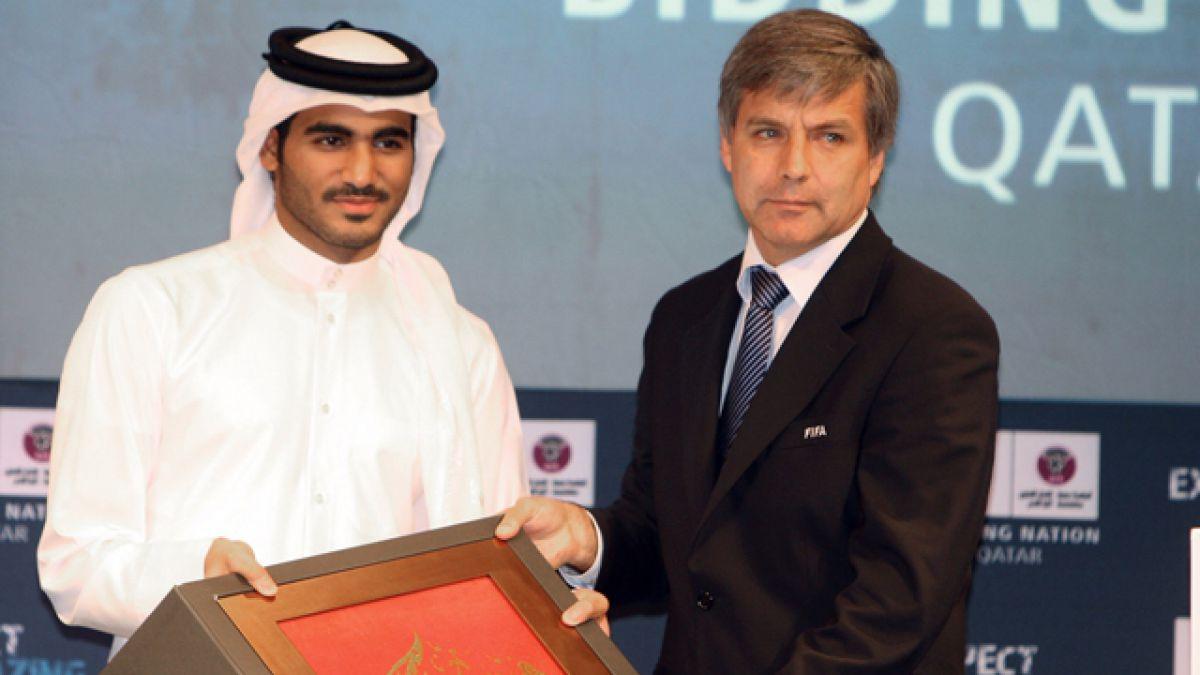 FIFA revela informe en que detalla presuntas irregularidades cometidas por Mayne-Nicholls