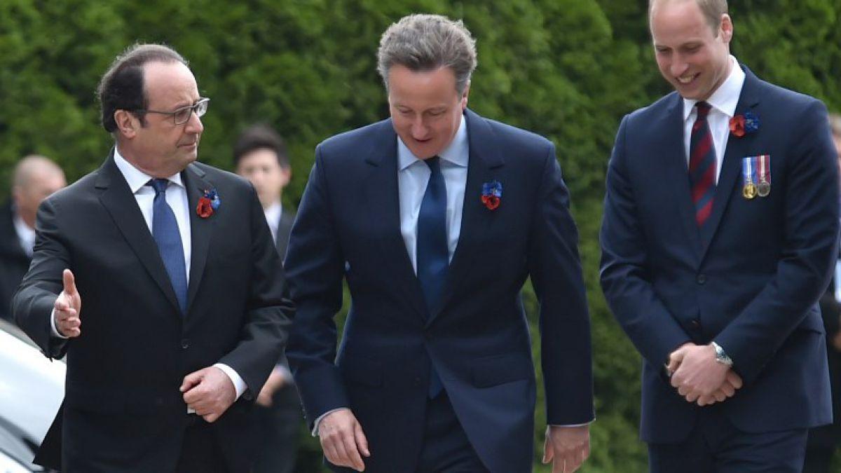 Príncipe Guillermo y Cameron, envueltos en escándalo de FIFA