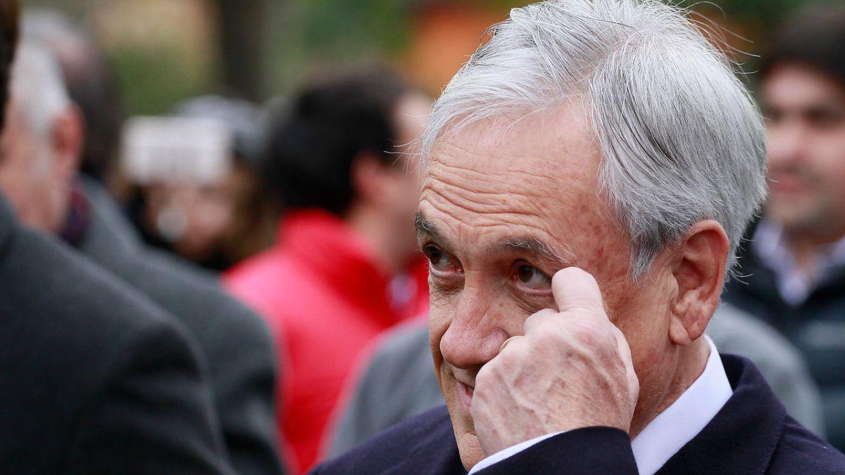 Ministerio Público descarta formalizar a Piñera — Caso Exalmar